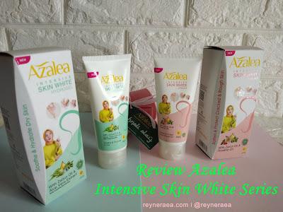 Review Azalea Intensive Skin White Series