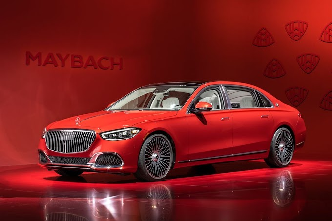 2021 Mercedes-Maybach S580 Luxury Liner Has It All, and Then Some