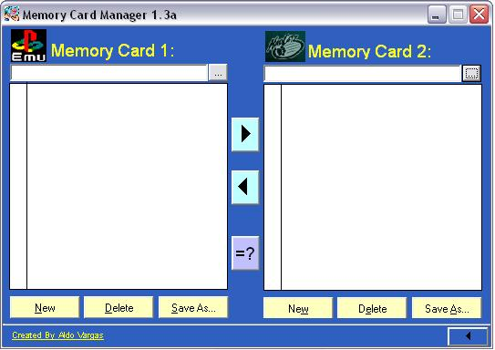 Psx memory card manager download