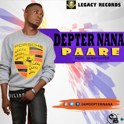 Music: Depter Nana – Paare (Prod. Demmyhyper)    @iamdepternana