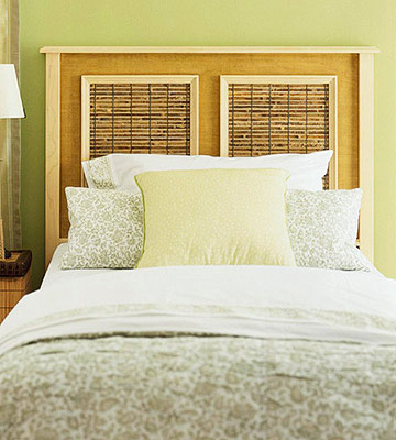 Beautiful Staged Homes: Some Easy DIY Headboards to Make ...