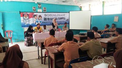 KPU Go To School, Sosialisasikan Pemilu Pada Pemilih Pemula