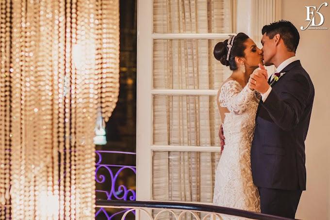 Rafaela ♥ Alexandre | Destination Wedding em Porto Alegre | Casamento | Maison Carlos Gomes