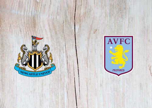 Newcastle United vs Aston Villa Full Match & Highlights 12 March 2021
