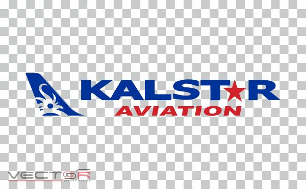 Kalstar Aviation (Horizontal) Logo - Download .PNG (Portable Network Graphics) Transparent Images
