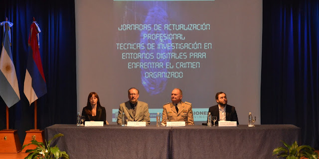 Eventos – Parque del Conocimiento de Posadas (Misiones). Jornadas de actualización profesional en Misiones