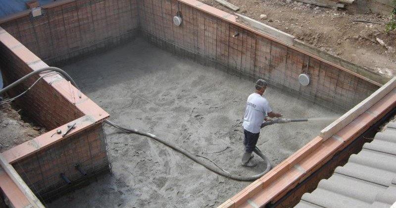 Fabricaci n de piscinas de hormig n piscinas ciudad real web en venta anunciese aqu - Fabricacion de piscinas ...