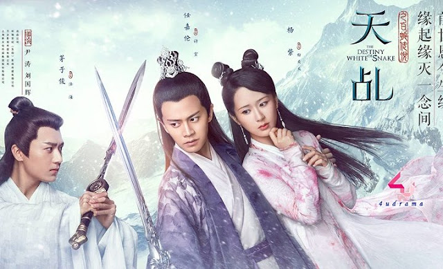 Download Drama Cina The Legend of White Snake Batch Subtitle Indonesia