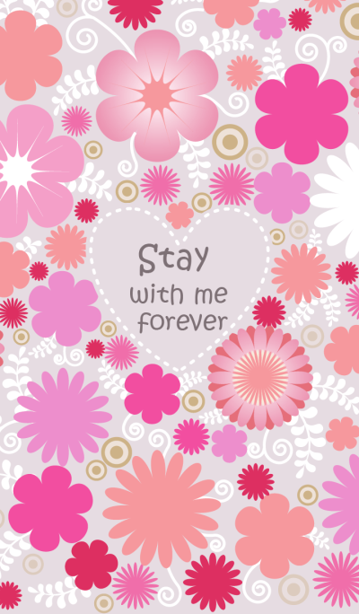 Stay with me forever