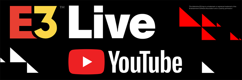 Live Streaming E3 2019: Where to watch? - EGamersCentrum