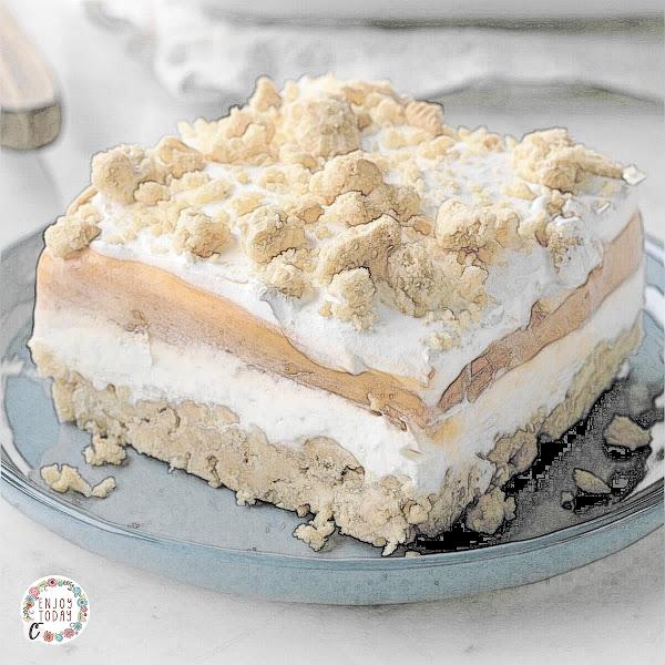 Butterscotch Pudding 🍮 Torte