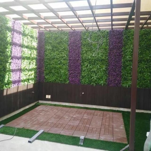 تنسيق حدائق الاستراحات في ينبع