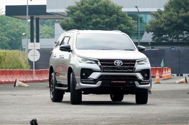 Pendapat komunitas ID42NER tentang wajah baru Toyota Fortuner