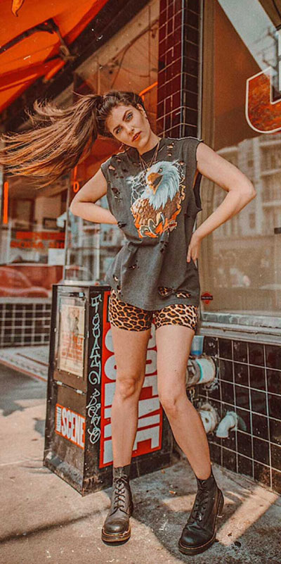 This is your cute summer outfits resource! Have a look at these 28 Summer Outfits that Are Big on Style Low on Effort via higiggle.com