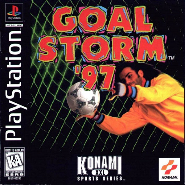 Goal Storm 97 - PS1 - ISOs Download
