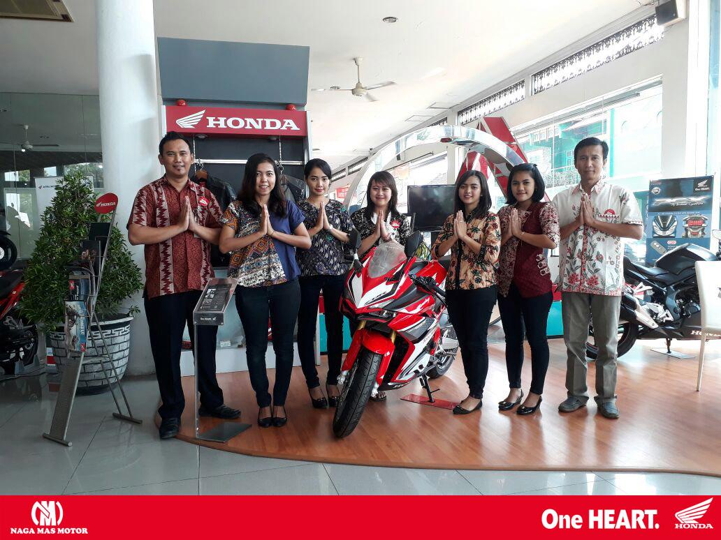 Selamat Hari Batik Nasional 2017 - Dealer Honda Naga Mas Motor Klaten Honda Jawa Tengah