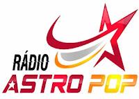 Web Rádio Astro Pop de Blumenau SC ao vivo