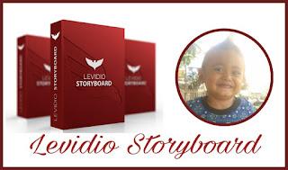 Levidio Storyboard Dibuka Kembali