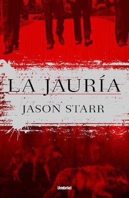 La jauría - Jason Starr (2012)