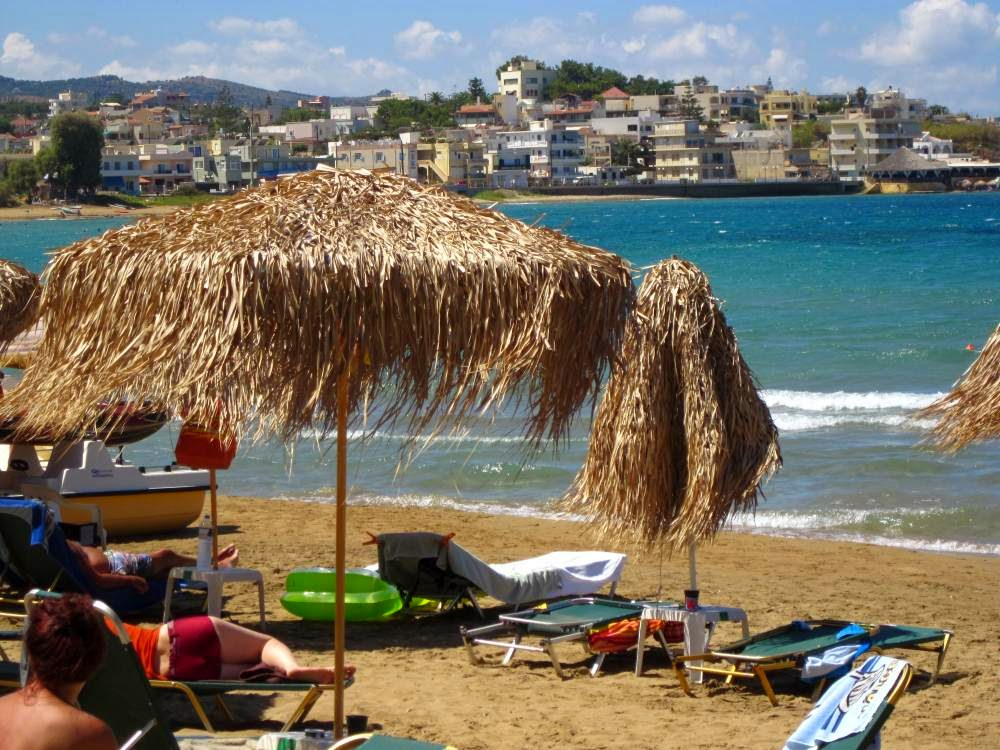 Agios Apostoli beach in Chania