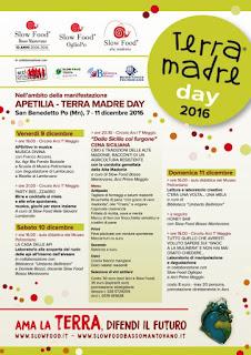 Apetilia Terramadre 9-10-11 dicembre San Benedetto Po (MN)