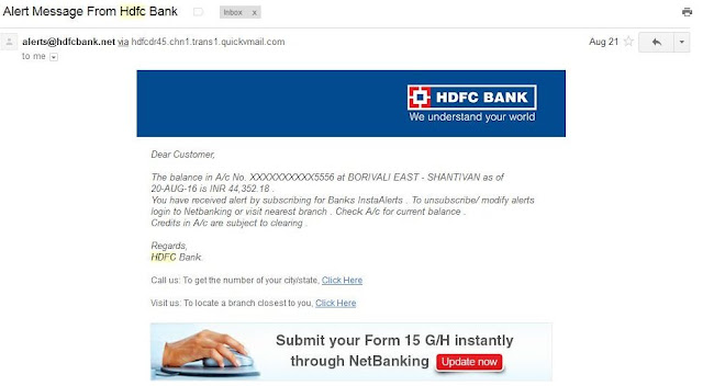 HDFC Bank: Abuse of Customer Trust & Fiduciary Relationship 1