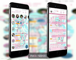 Anime Girls Theme For YOWhatsApp & Fouad WhatsApp By Alejandra