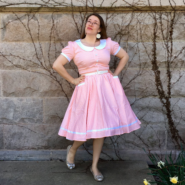 Pinup Couture Dee Dee Dress