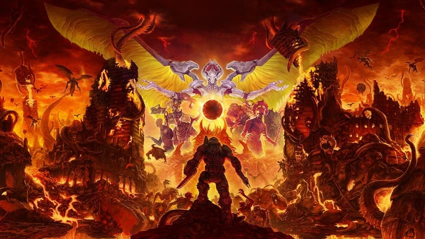 Рецензия на игру Doom Eternal - честный обзор без чемоданов