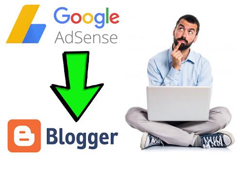 كيفية اضافة اعلانات ادسنس فى المدونة