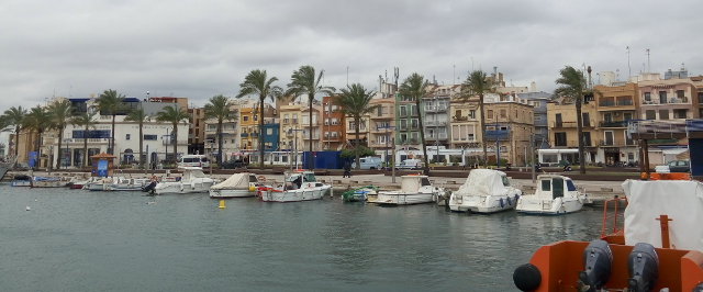 El port del Serrallo
