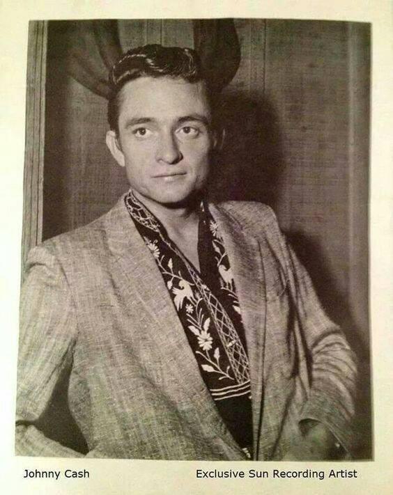 Let´s Keep the 50´s Spirit Alive!: July 7, 1956 - Johnny Cash made ...