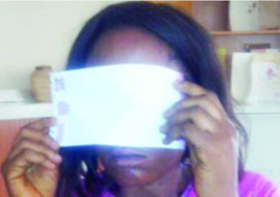Husband blinds wife's eye over housemaid(Photo)