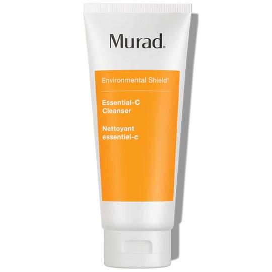 sua rua mat cho da dau mun Murad Essential C Cleanser
