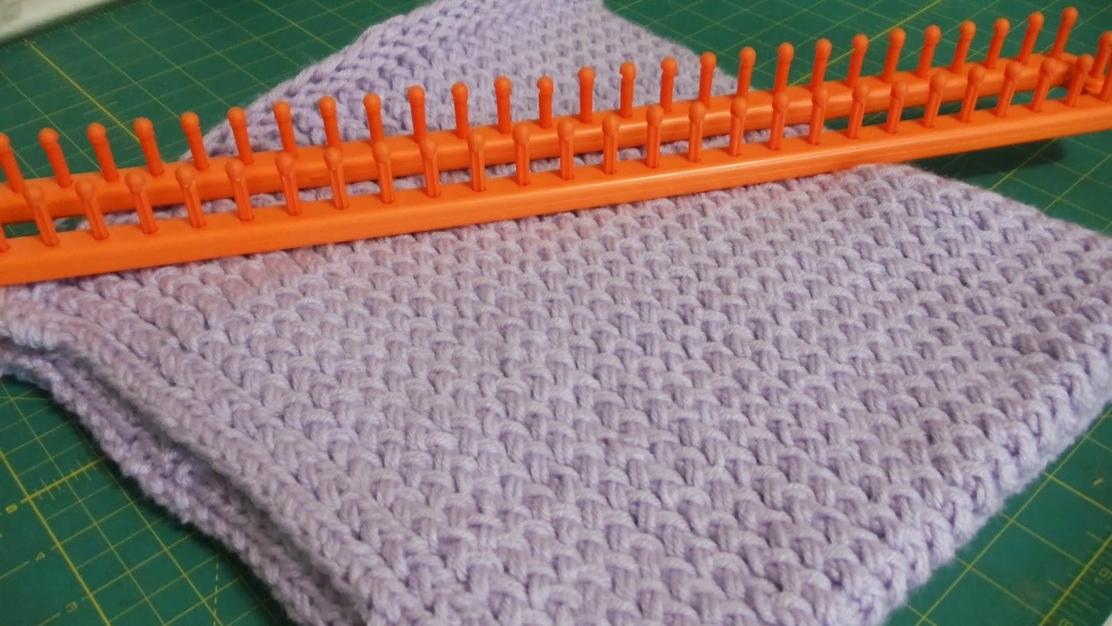 Knitting, Loom Knitting, Crochet, Sewing : Loom Knit Baby ...
