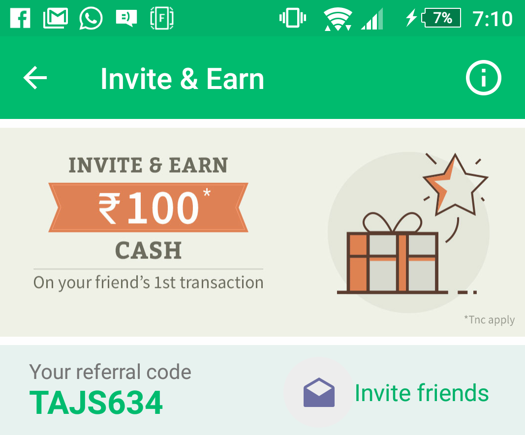 Refer and earn money apps, call options explained wiki