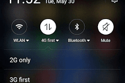 Cara Aktivasi 4G di Smartphone Meizu M3, M5c, M8 note Permanent 2019