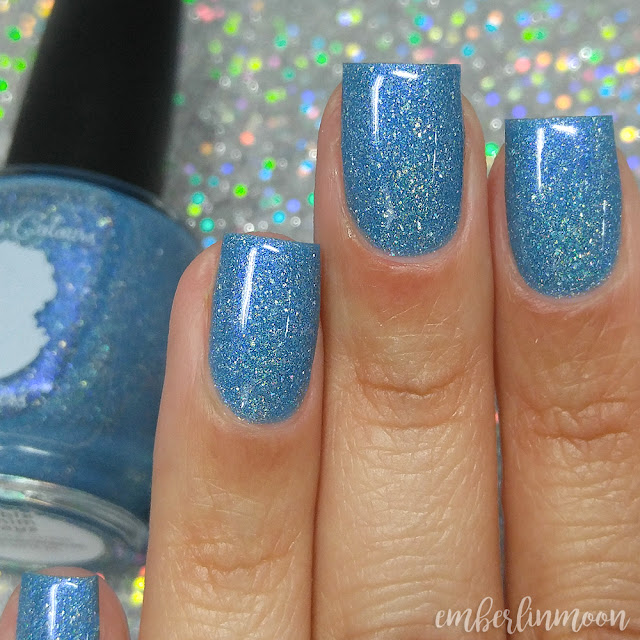 Cameo Colours Lacquer - Double Denim Days