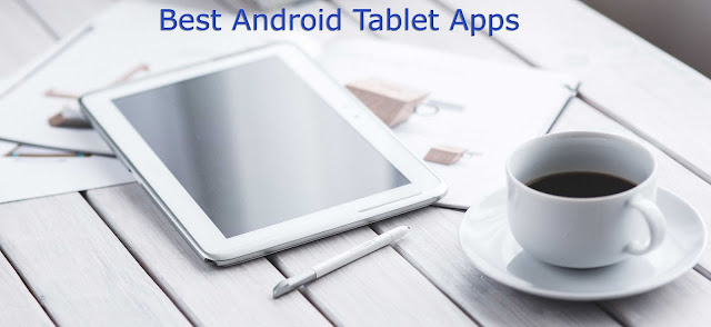 best of best free android tablet apps