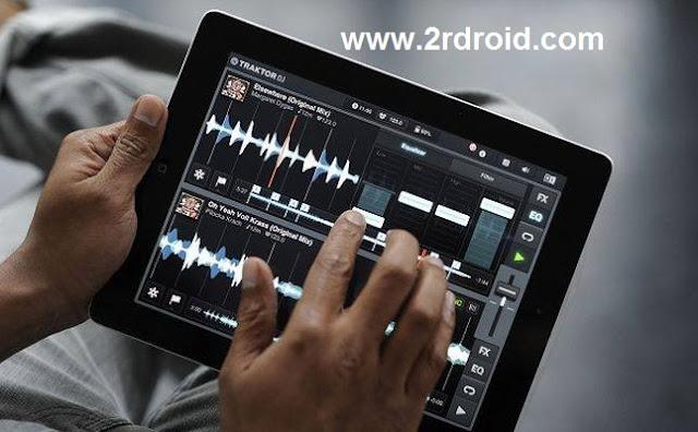 تطبيق Voice PRO HQ Audio Editor لفصل صوت المطرب عن الأغنية او العكس