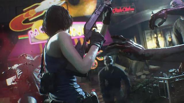 Kisah Resident Evil 3 terbaru...!!!