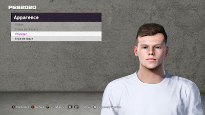 PES 2020 Faces Karl Hein by TiiToo