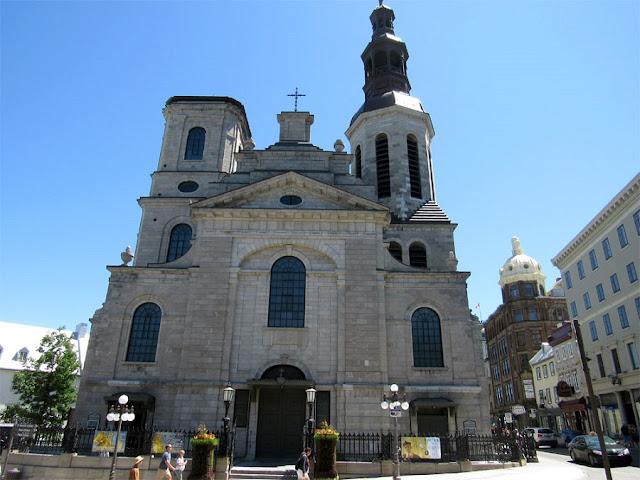 Basilique-cathédrale Notre-Dame em Quebec
