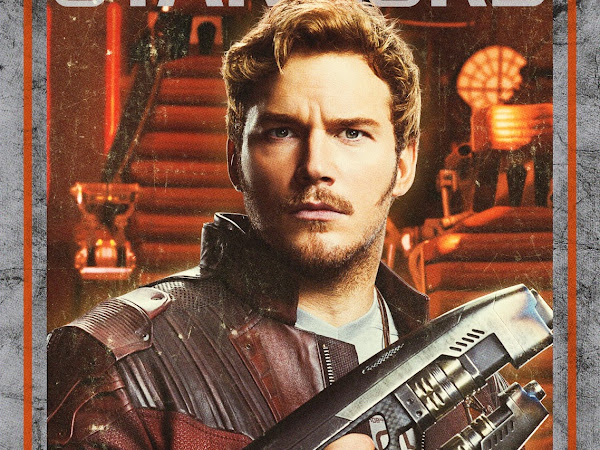 GUARDIANS OF THE GALAXY VOL. 2 - Special Look and Character Posters Now Available!