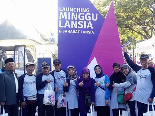 Gerakan Masyarakat Bandung Cinta Lansia