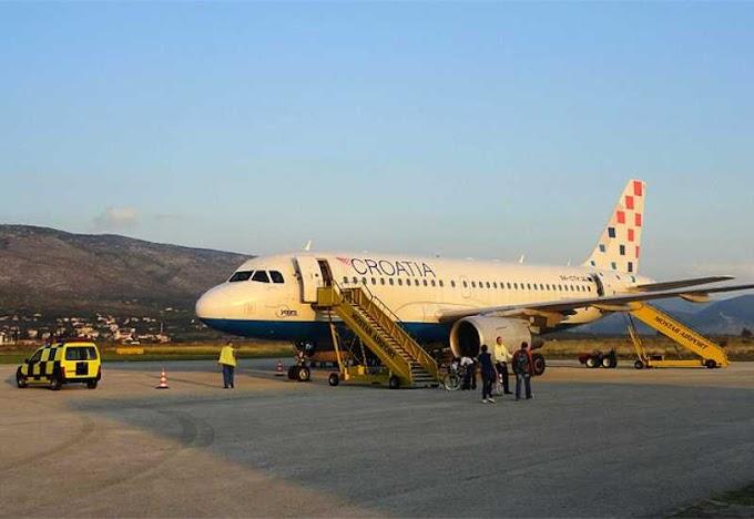 Od lipnja 2018. let Zagreb – Mostar