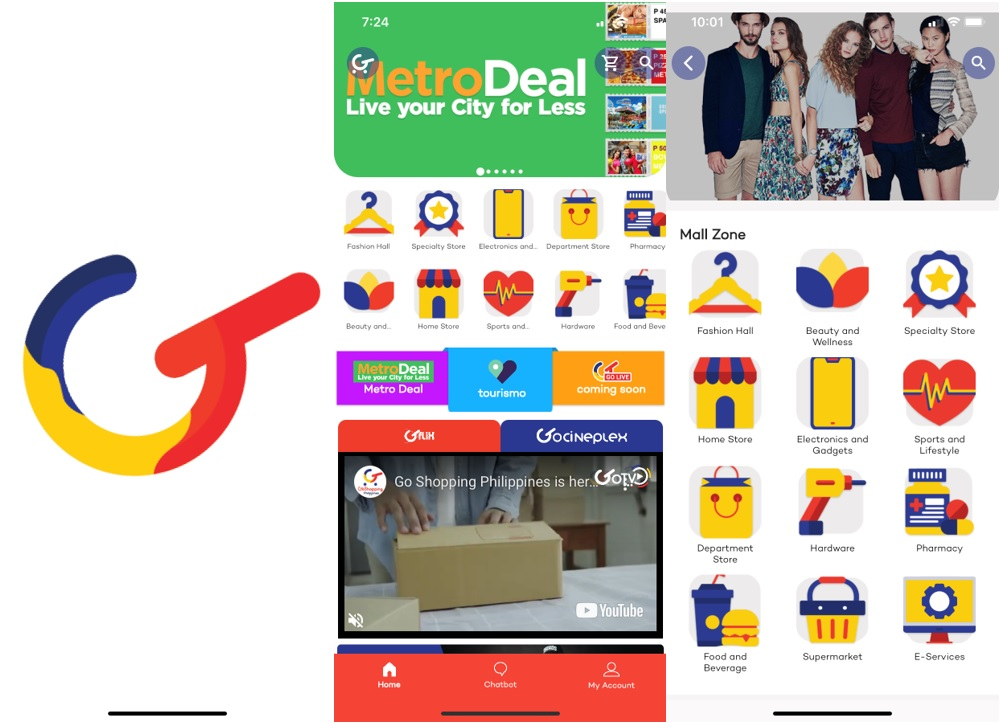 Go Shopping Philippines launches virtual mall