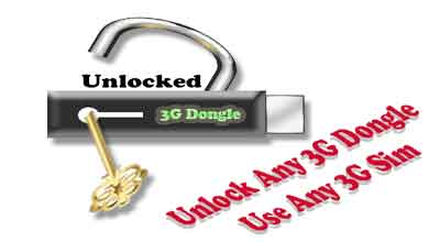 3g modem unlocking softwares