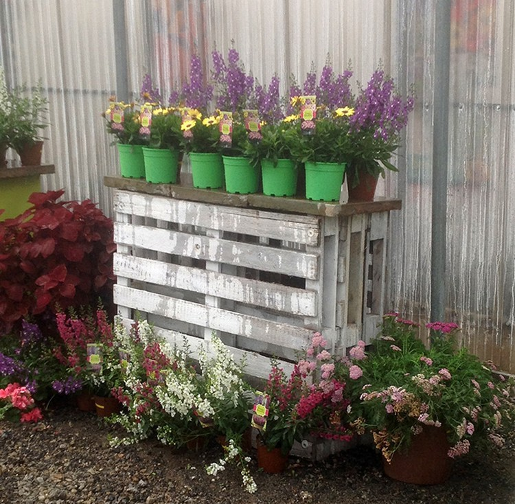 20 Useful And Easy Diy Garden Projects: 20 DIY Planter Wood Pallet Projects For Garden