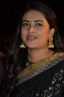 Actress Sri Divya Latest Dazzling Stills in Saree TollywoodBlog